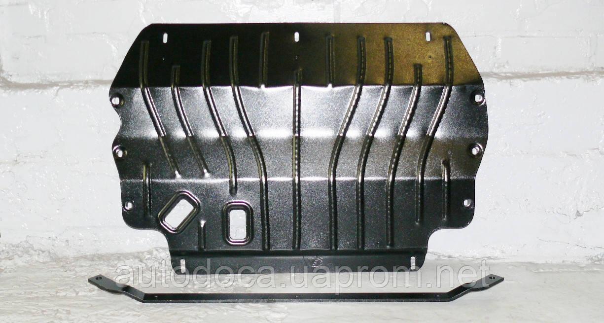 Захист картера двигуна і акпп Volkswagen Tiguan I 2008-