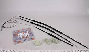 Ремкомплект склопідіймача Mercedes Vito 639 (трос, тримач стеклка, котушка)