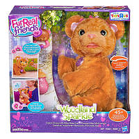 Интерактивный медвежонок FurReal Friends - Wodland Sparklle Peanut Butter, My Baby Bear Cub