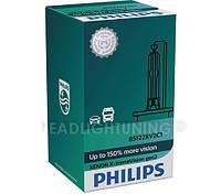 Ксеноновая лампа  Philips D1S X-tremeVision gen2 85415XV2C1 +150%