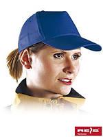 Бейсболка синяя (кепка)
