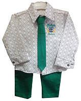 Новое поступление! Нарядные костюмы для мальчиков 1-5 лет. Оптом
