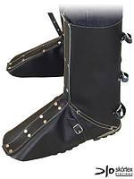 Защита ног для сварщика кожаная NNL 92-96 X 164-170