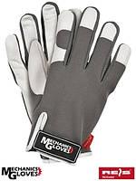 Защитные перчатки кожаные TUCANA