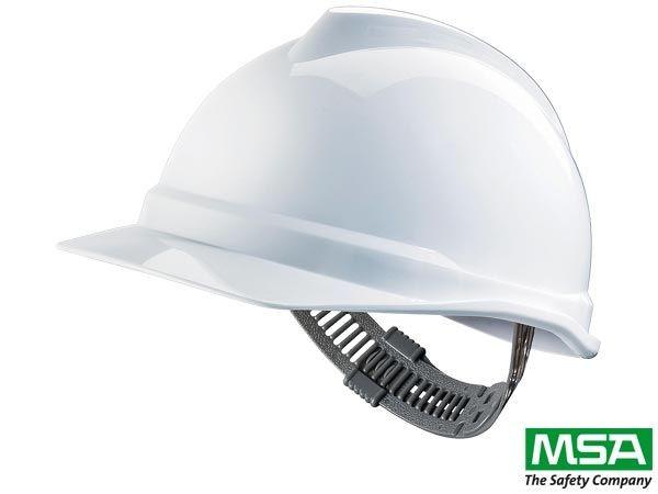 Каска защитная MSA-KAS-VG500-V - ПРОФИСНАБ в Кривом Роге