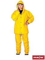 Костюм защитный от дождя высокопрочный KPLPU Y (дождевик)