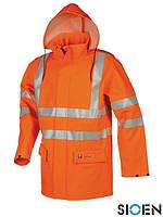 Куртка для дорожников со светоотражающими элементами SI-ANDILLY