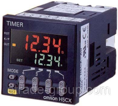 Таймер Omron серии H5CX (H5CX-L8S-N)