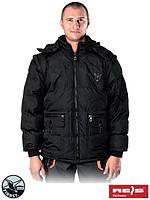 Куртка зимняя утепленная овчиной DARKNIGHT
