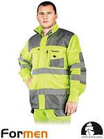 Куртка рабочая защитная FORMEN LH-FMNX-J YSB