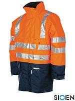 Куртка со огнестойкая с отражающими элементами SI-WINSEL