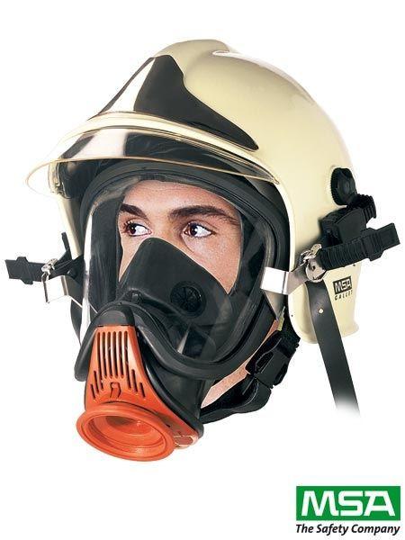 Маска-каска пожарника Ultra Elite MSA (каска пожарника панорамная) - ПРОФИСНАБ в Кривом Роге
