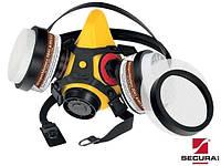 Набор SECURA 2000 DUST (полумаска+фильтры)