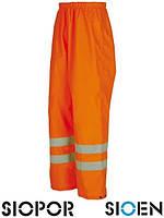 Непромокаемые брюки со светоотражающими лентами SI-MONORAYT