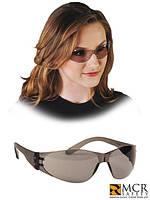 Очки защитные затемненные  оптом MCR-CHECKLITE S