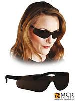 Очки защитные затемненные оптом MCR-BEARKAT S