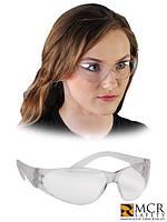 Очки защитные оптом MCR-CHECKLITE UT