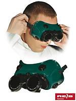 Очки сварщика защитные GOG-CIRCLE ZB