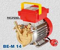 Пищевой насос Rover Pompe BE-M 14  бронзовый корпус