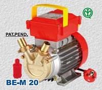 Пищевой насос Rover Pompe BE-M 20  бронзовый корпус