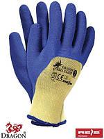 Рабочие перчатки защитные BLUE GRIP