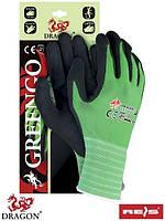 Рабочие перчатки защитные GREEN GO