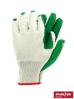 Рабочие перчатки защитные RECOGREEN