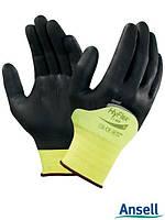 Рабочие перчатки полиуретановые HYFLEX