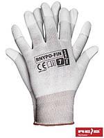 Рабочие перчатки полиуретановые NYPO-FIN