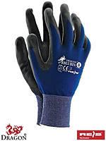 Рабочие перчатки с нитрилом BLUBIN