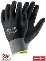 Рабочие перчатки с нитрилом NIFO-PLUS