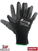 Рабочие перчатки с нитрилом NIFO-ULTRA
