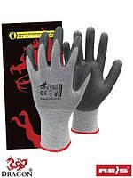 Рабочие перчатки с нитрилом PETRO SWS