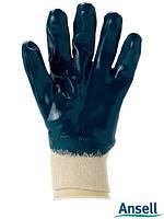 Рабочие перчатки с нитрилом RAHYCRON