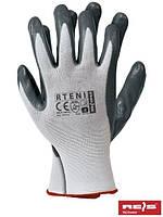 Рабочие перчатки с нитрилом TENI