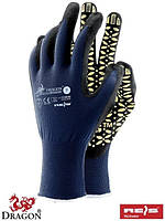 Рабочие перчатки с нитрилом YELLOW BERRY