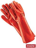 Рабочие перчатки с ПВХ RPCV40