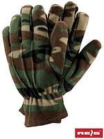 Рабочие перчатки флисовые POLAR-MORO