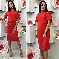 Платье классическое Рафаэло ян