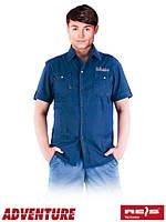 Рубашка мужская KW-YOUNG G (100% хлопок)