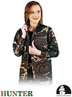 Рубашка защитная женская камуфлированная LH-HUNKO MO