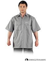 Рубашка мужская рабочая LH-SHIFER_S JS (хлопок 100%)