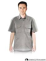 Рубашка мужская рабочая LH-SHIRTER_S S (хлопок 100%)