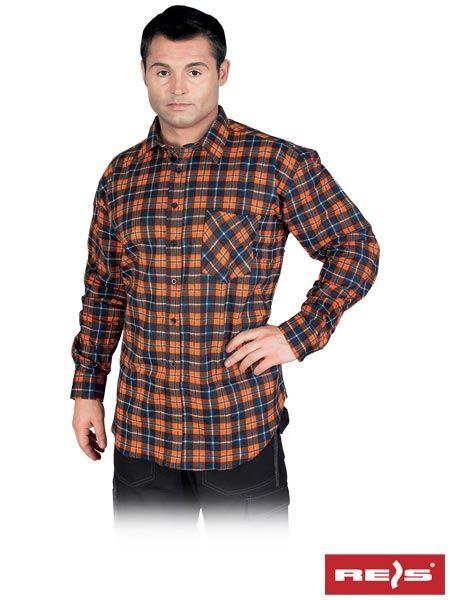 4bac37def5b Рубашка мужская фланелевая KF- GP (100% хлопок)  продажа