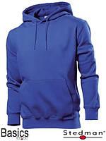 Толстовка-кенгуру мужская синяя SST4100 BRR