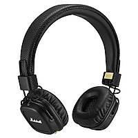 Гарнитура Marshall Headphones Major Pitch Black