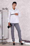 Брюки для беременных Lea (серые), размер S