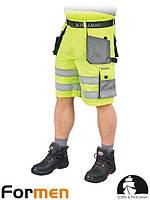 Шорты рабочие защитные FORMEN LH-FMNX-TS YSB