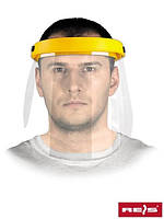 Щиток защитный для лица OTFS-VI-BRA Y (оптом от 5шт)
