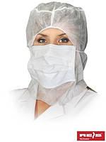 Щиток для защиты головы и дыхательных путей CZEMAS W (100шт/уп)